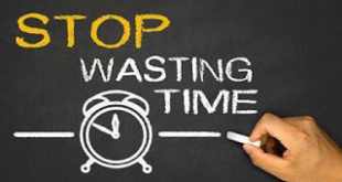 اقتراحات عملية للتعامل مع مضيعات الوقت