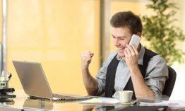كيفية إقناع العميل العملاء عبر الهاتف